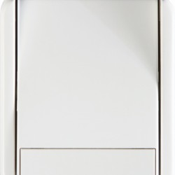 Stikalo menjalno belo Fontana 15074