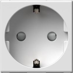 Vtičnica Modul 2M bela