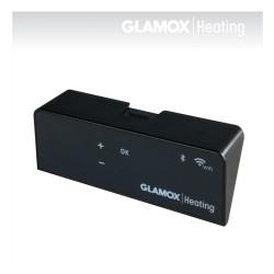 DT- termostat Glamox za serijo H40 in H60, črna barva