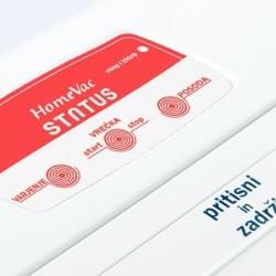 Aparat za vakuumiranje HV 500 Status