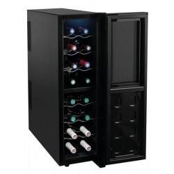 Vinska vitrina Krups JC400800 za 16 steklenic