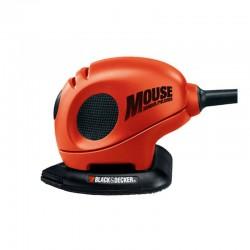 Brusilnik vibracijski Mouse 120 W Black & Decker