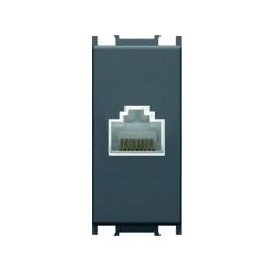 Vtičnica Modul CAT5 RJ45 17682 KM37SB
