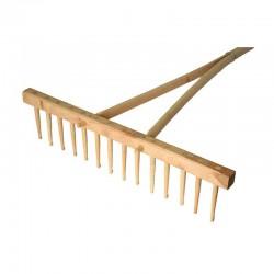 Grablje lesene 18 zob