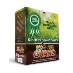 Bioguano organik briketi 1kg