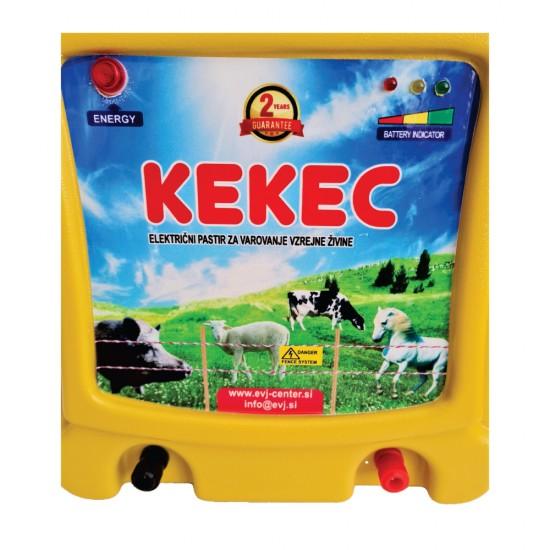 Električni pastir za varovanje živine Kekec