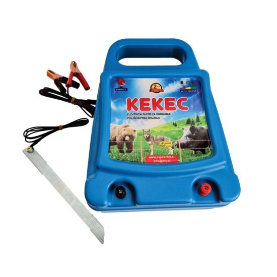 Električni pastir za varovanje poljščin pred divjadjo Kekec
