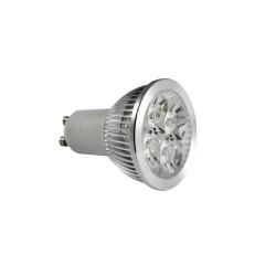 PARABOLA LED GU10 4X1W