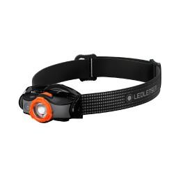 Baterijska svetilka Led Lenser MH5 črna / oranžna