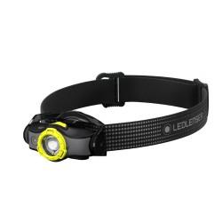 Baterijska svetilka Led Lenser MH5 črna / rumena
