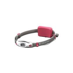 Baterijska svetilka Led Lenser NEO4 - roza