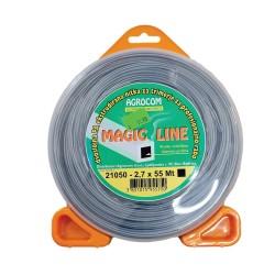 Nitka z ojačitvijo 2,7x55m magic line