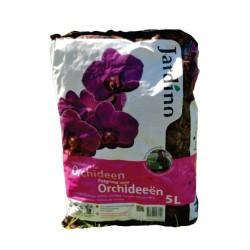 Gnojilo in zemlja za orhideje 5l Jardino