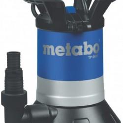Črpalka potopna TP 6600 za čisto vodo Metabo